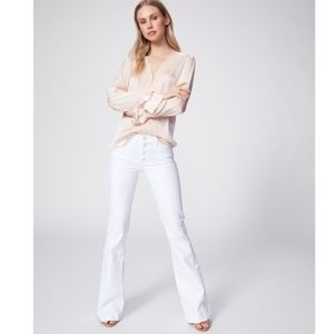 NEW! Paige Genevieve Exposed Button Fly Jeans